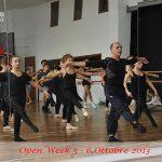 OPEN WEEK 2013